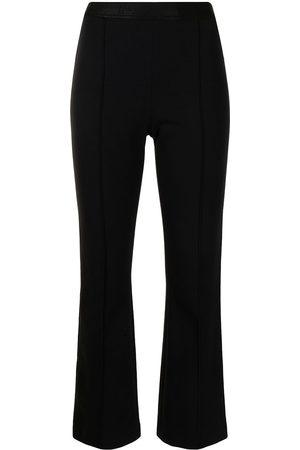 Wolford Grazia logo waistband trousers