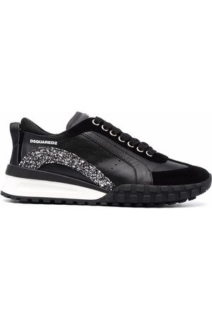 Dsquared2 Panelled-detail sneakers