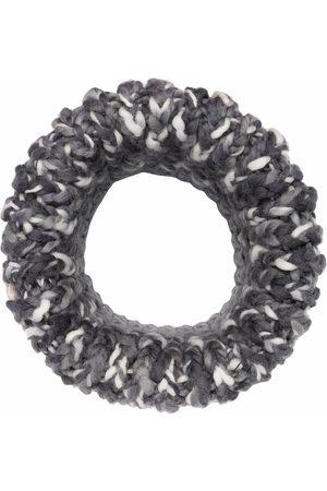 Missoni Panelled-knit wool snood scarf