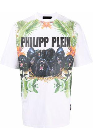 Philipp Plein Paradise Panther T-shirt