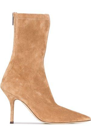 PARIS TEXAS Mama 95mm boots