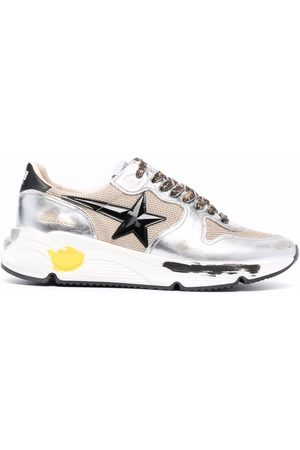 Golden Goose Superstar lace-up trainers