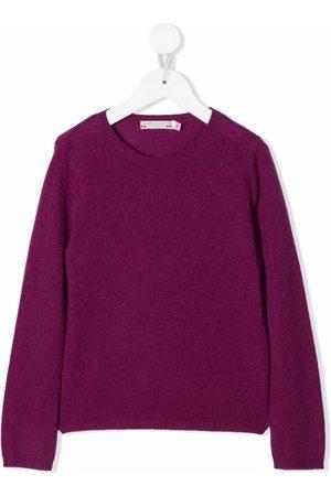 BONPOINT Round neck cashmere jumper