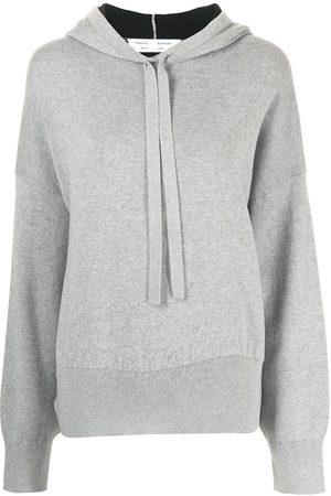 Proenza Schouler White Label Drop-shoulder hoodie