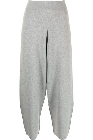 PROENZA SCHOULER WHITE LABEL Pull-on tapered trousers