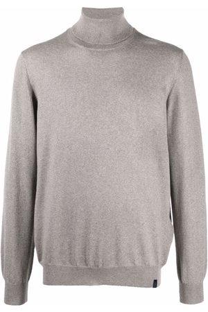 Fay Roll neck wool sweater