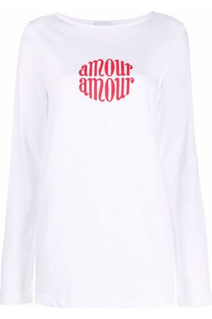 Patou Women Long Sleeve - Amour T-shirt
