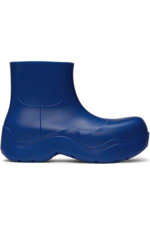 Bottega Veneta Matte Puddle Chelsea Boots