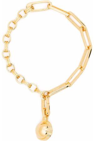 Missoma Women Bracelets - Small sphere chain bracelet