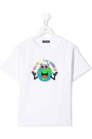 """Balenciaga """"You Are the World"""" T-shirt"""