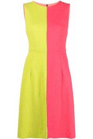 Dolce & Gabbana Two-tone shift dress
