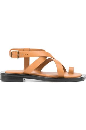 A.Emery Buckle ankle-strao sandals