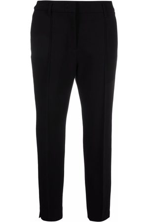 Dorothee Schumacher Emotional Essence tailored tapered-leg trousers