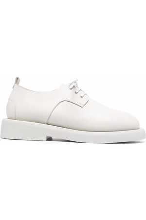 MARSÈLL Leather lace-up Derby shoes
