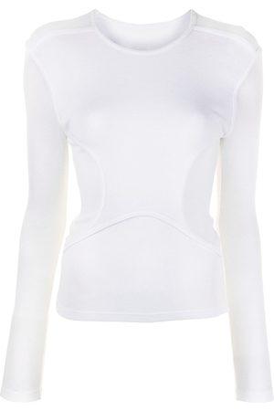 DION LEE Women Long Sleeve - Layered long-sleeved T-shirt
