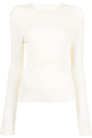 DION LEE Y-front layered top