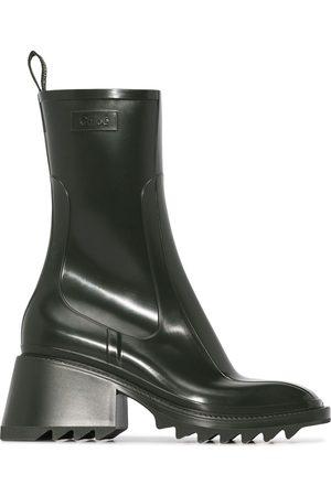 Chloé Women Boots - CHLOE BETTY 50 MH BT MID CLF WELLY THCK
