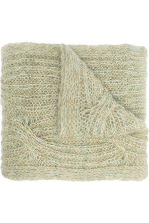 FORTE FORTE Cable-knit scarf