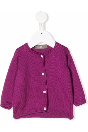 LITTLE BEAR Baby Cardigans - Buttoned-up wool cardigan