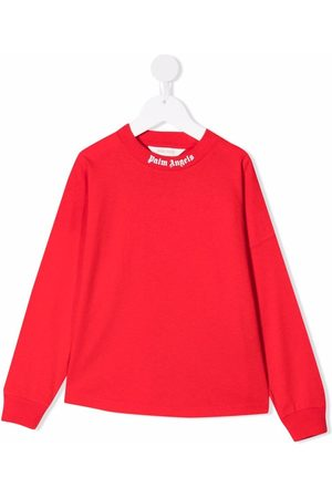 Palm Angels Palm angels PBAB002F21JER0012501 rosso 100%cotone