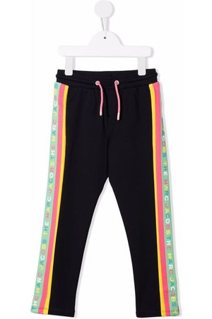 The Marc Jacobs Girls Trousers - Side stripe track trousers