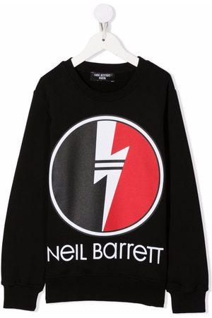 Neil Barrett Logo print sweatshirt