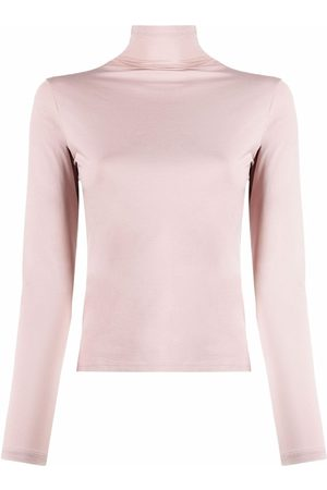 LEMAIRE Roll-neck long-sleeve T-shirt