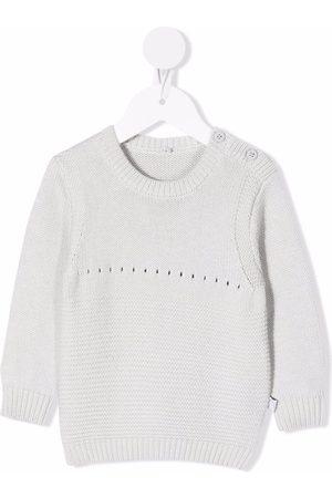 Stella McCartney Knitted dalmatian jumper