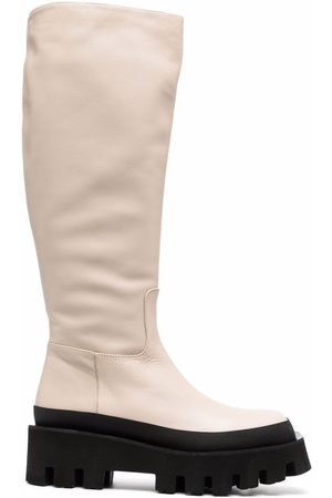 Paloma Barceló Cecile knee-high leather boots