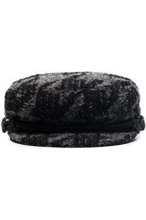 Le Mont St Michel Boys Hats - MMHE ABBY TWEED BAKER BOY HAT