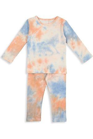 Pouf Boys Neckties - Baby's, Little Boy's & Boy's 2-Piece Tie-Dye Set
