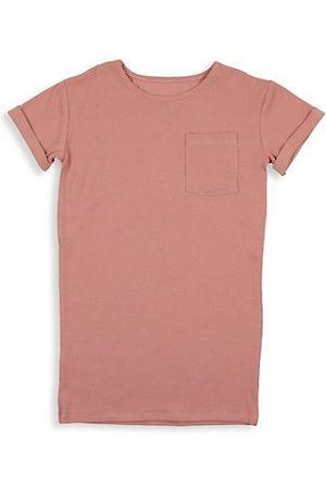 Pouf Baby's, Little Girl's & Girl's Ribbed T-Shirt Dress