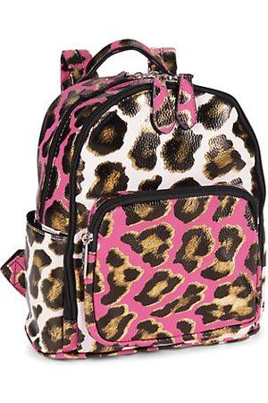 Bari Lynn Rucksacks - Cheetah Print Mini Backpack
