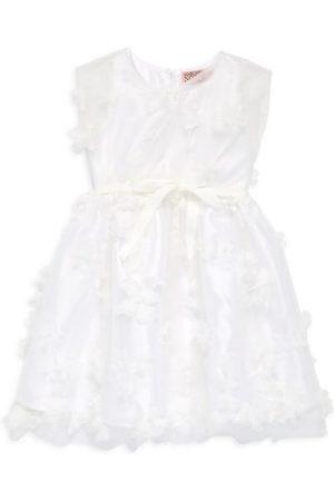 Marchesa Notte Girls Printed Dresses - Little Girl's & Girl's Amelia Floral Dress