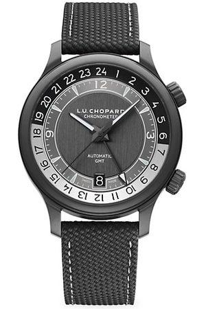 Chopard Watches - L.U.C GMT One Black Titanium Watch