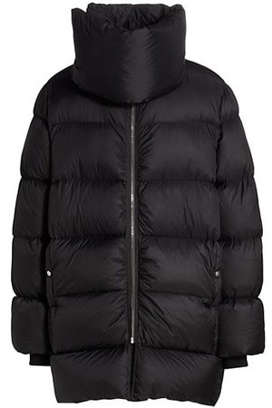 Rick Owens Mountain Puffer Jacket