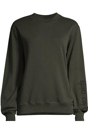 Les Girls Les Boys Women Sweatshirts - Logo Loopback Sweatshirt