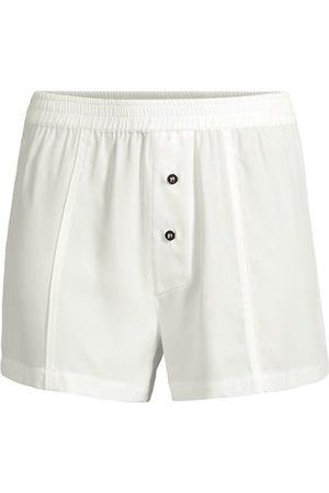 Kiki de Montparnasse Women Briefs Shorts - Silk Boxer Shorts