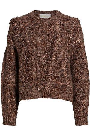 REMAIN Birger Christensen Textured Demi Knit Sweater