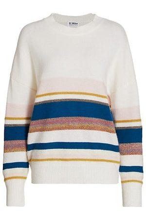 27 miles malibu Penelope Striped Sweater