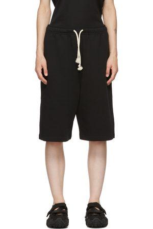 Women Shorts - Acne Studios French Terry Shorts