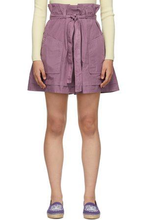 Women Shorts - Kenzo High Summer High-Waisted Shorts