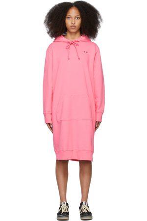 Women Hoodies - MM6 Maison Margiela SSENSE Exclusive Hoodie Dress