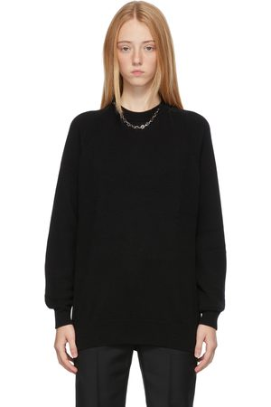 Women Jumpers - Givenchy Cashmere Chain Collar Sweater