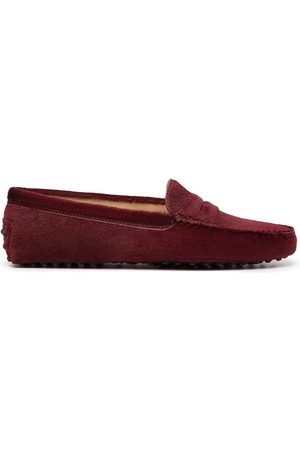 Tod's Gommino round-toe loafers