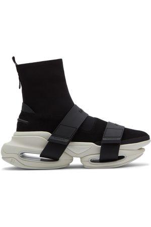 Balmain Men Sneakers - SNEAKER B BOLD STRAP-KNIT SNEAKER