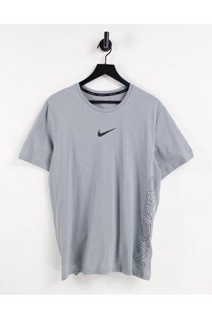 Nike Training Men Sports T-shirts - Nike Pro Training burnout t-shirt in