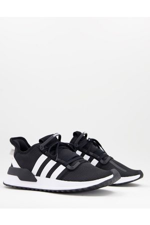adidas Men Sneakers - U-Path Run trainers in with pink