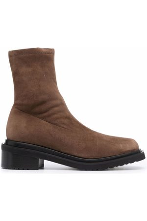 By Far Women Ankle Boots - Ankle zip-fastening boots