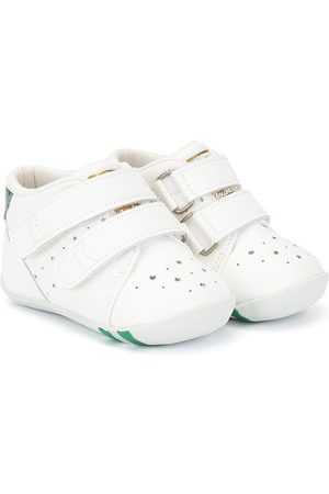 Miki House Double strap first shoes
